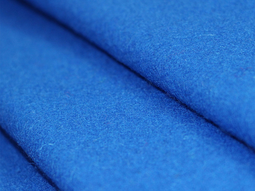 Royal Blue Wool