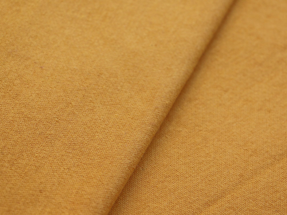 Gold Cotton Fleece