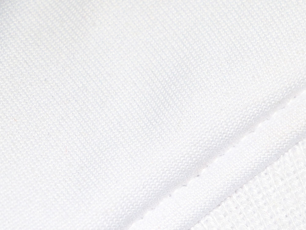 White Cotton Fleece
