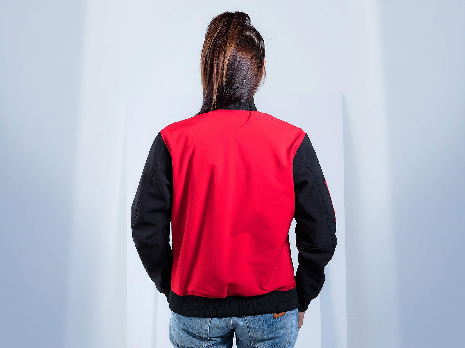 Women Bomber Jacket SoftShell