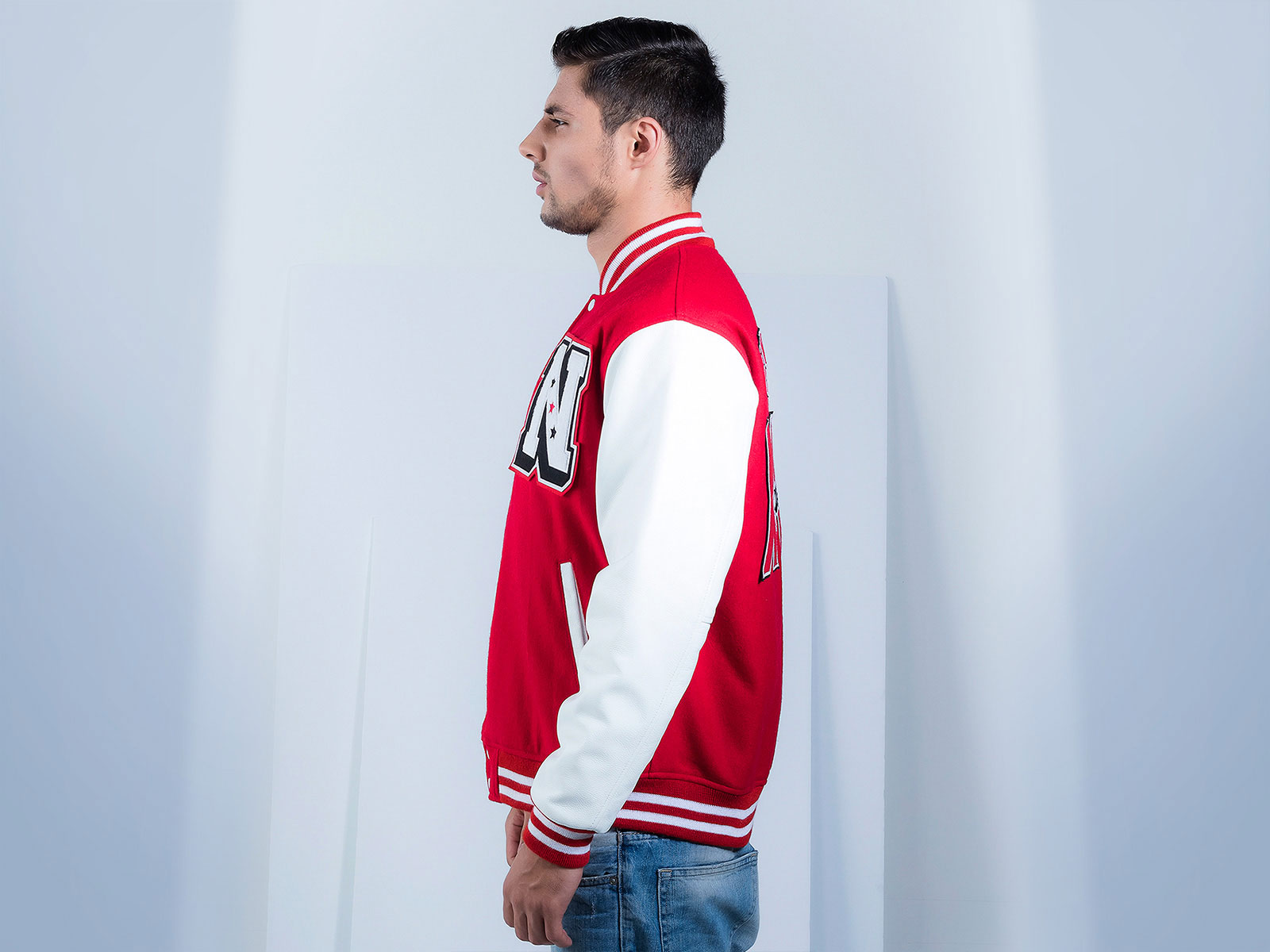 Custom Letterman Jackets For Men